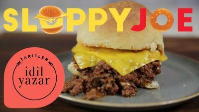 Tembel Hamburgeri Sloppy Joe Tarifi