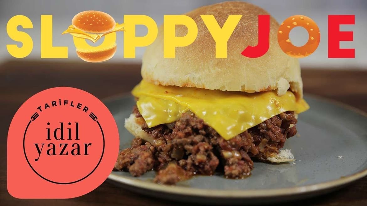Tembel Hamburgeri Sloppy Joe Yapımı